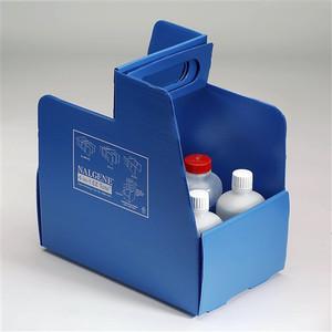 Nalgene® 6565-0001 Bottles Carrier, holds 500mL to 4 Liter Bottles, case/4