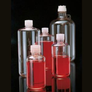Nalgene® DS2205-0010 Narrow Mouth 4 Liter PC Bottles, Autoclavable
