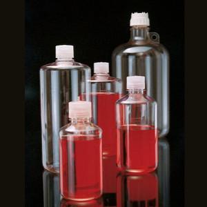 Nalgene® DS2205-0020 Narrow Mouth 8 Liter PC Bottles, Autoclavable