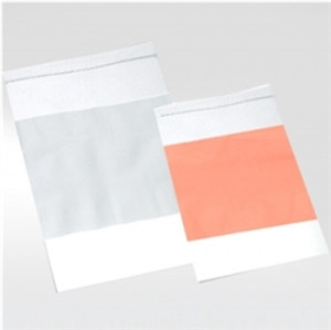 "Resealable Plastic Zipper Bags, 5 x 8"" LDPE, 2 MIL, White Write-On Label, case/1000"