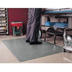 "Anti-Fatigue Hospital Mat, Dr. Stand-Eze 1/2"", 3 x 4'"