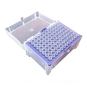 10-200ul Universal Sterile Tips, Clear, Rack 10 x 96, case/960