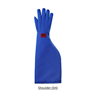 Tempshield SHLWP Waterproof Cryo-Gloves, Shoulder Length, 1 Pair