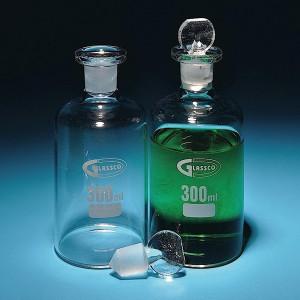 300mL, B.O.D. Bottles, Unnumbered, case/24