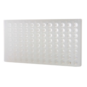 Microcentrifuge Tube Rack, 96-Well, pack/5
