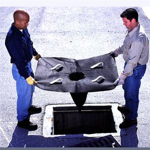 Drain Guard PLUS Catch Basin Inserts Oil & Sediment, 1.38 gallon