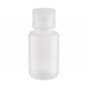 WHEATON® 30mL Leak-Resistant Star Bottles, LDPE, 20-410 Caps, case/72