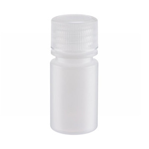 WHEATON® 15mL Leak Resistant Star Bottle, HDPE, 20-410 Cap, case/72