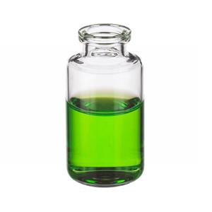 WHEATON® 20mL Serum Bottles, Crimp Top, Clear Borosilicate Glass, case/120
