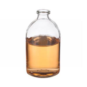 WHEATON® 100mL Serum Bottles, Clear Borosilicate Glass, Crimp Top, case/144