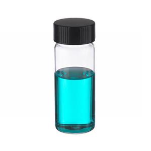 WHEATON® 25mL Sample Vials In Box, Clear, case/72