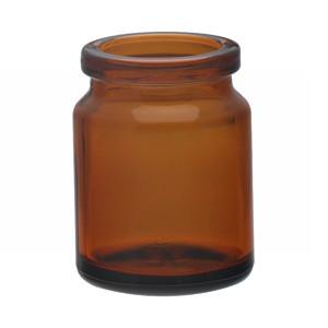 WHEATON® 15mL Uni-Dose Vials, Amber, case/500