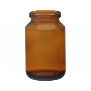 WHEATON® 30mL Uni-Dose Vials, Amber, case/500