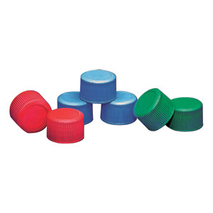 WHEATON® 24-410 Starline PP Caps, Choose Color, case/72