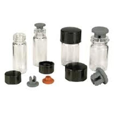 WHEATON® 5mL Vacule Vacuum Ampule, 22-350 Caps, case/200