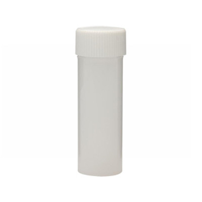 WHEATON® 6mL Sampule®, HDPE, 18mm PP Caps, case/1000