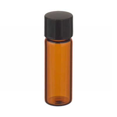 WHEATON® 2mL Amber Vials in a box, PTFE /Rubber Liner, case/288