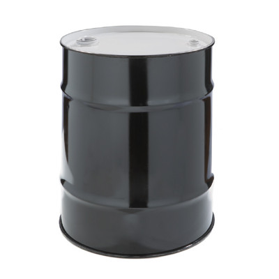 10 gallon Steel Tight head Drum, UN Rated, Lined