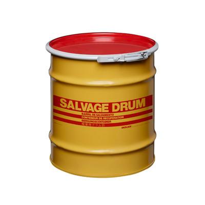 8 gal Salvage Drum, Bolt Ring Closure
