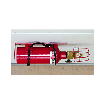 Justrite 915401 Fire Suppression, Standard-2-Drum