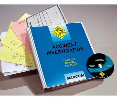 Safety Training: Accident Investigation DVD Program