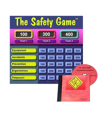 Safety Training: Accident Investigation Safety Game