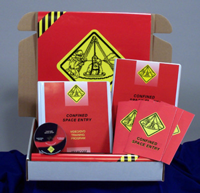 Safety Training: Confined Space Entry DVD Program
