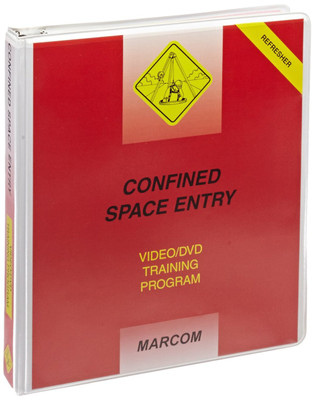 Safety Training DVD: Confined Space Entry