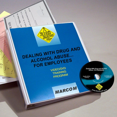 Safety Training: Dealing with Drug and Alcohol Abuse for Employees DVD Program