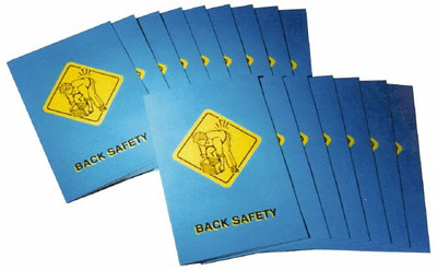 Safety Training: Dealing, Drug, Alcohol Abuse Manager Booklet, pack/15