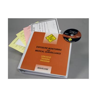 Safety Training: Exposure Monitoring & Medical Surveillance DVD Program