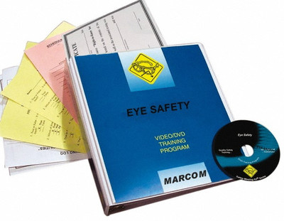 Safety Training: Eye Safety DVD Program