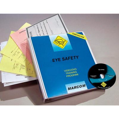 Safety Training: Eye Safety in Construction DVD Program