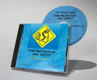 Safety Training: Fire Prevention & Safety Game