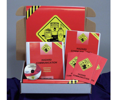 Safety Training: Hazard Communication in the Hospitality Industry Compliance Kit