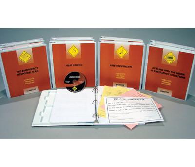 Safety Training: HAZWOPER Supplemental Training DVD Package
