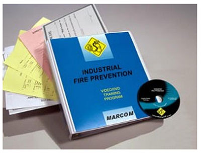 Safety Training: Industrial Fire Prevention DVD Program