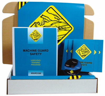Safety Training: Machine Guard Safety Meeting Kit