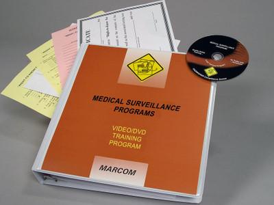 Safety Training: Medical Surveillance Program DVD Program