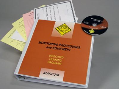 Safety Training: Monitoring Procedures & Equipment DVD Program