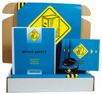 Safety Training: Office Safety Meeting Kit