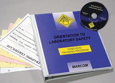 Safety Training: Orientation to Laboratory Safety DVD Program