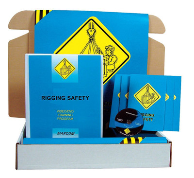 Safety Training: Rigging Safety Meeting Kit