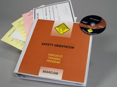 Safety Training: HAZWOPER Safety Orientation DVD Program