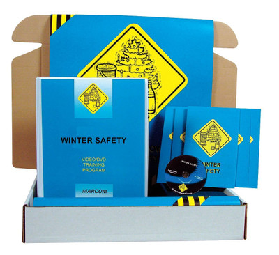 Safety Training: Winter Safety Meeting Kit