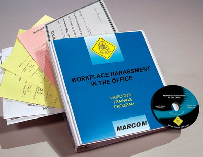Safety Training: Workplace Harassment in the Office DVD Program