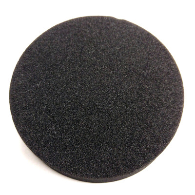 Replacement Filter for Drum Safety Clamps, Solid Filter, Sealed