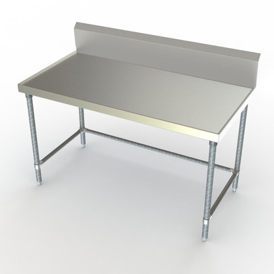 This Aerospec version features recessed top and V-edges to contain spills.