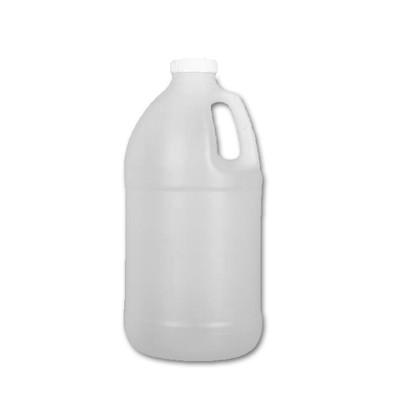 Certified Clean Lightweight Bleach Jugs, 2 liter, HDPE, case/6