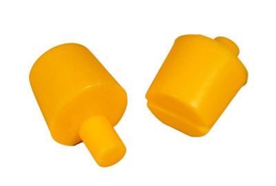 Locator Pin Accessory for UltraTech Horizontal Drum Racks, Set of 2